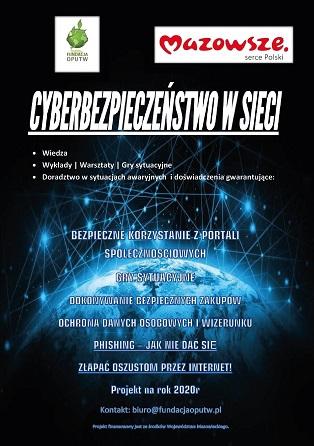 Wykłady o cyberbezpieczeństwie.