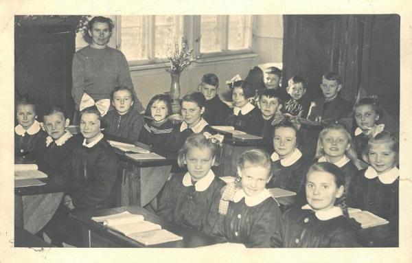 Zdjęcie klasowe.